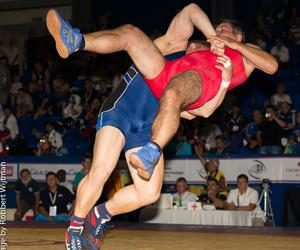 Mark Marshall, Freestyle Wrestling